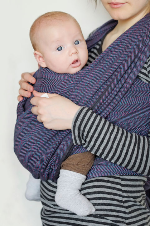 baby-wearing